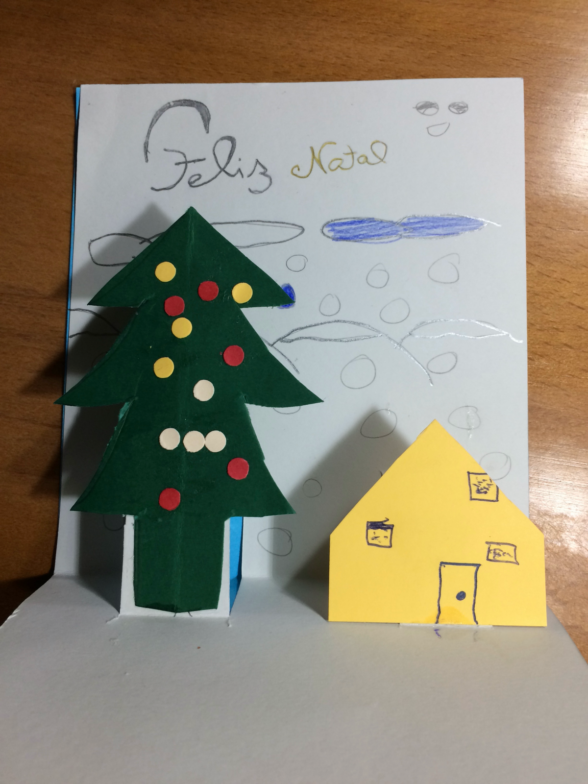 Partilha/Troca de Postais de Natal