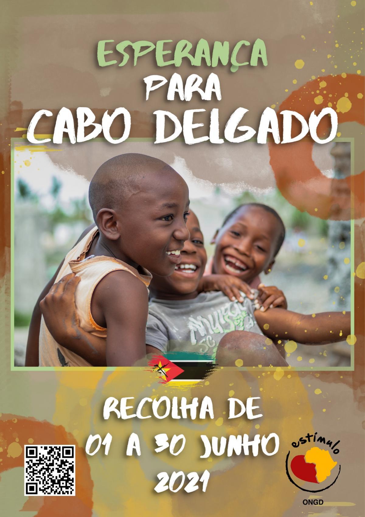 Campanha a favor de Cabo Delgado